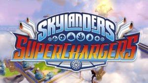 Skylanders Superchargers print