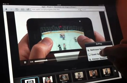 AirVideoEnabler Allows AirPlay Video Streaming from Any App