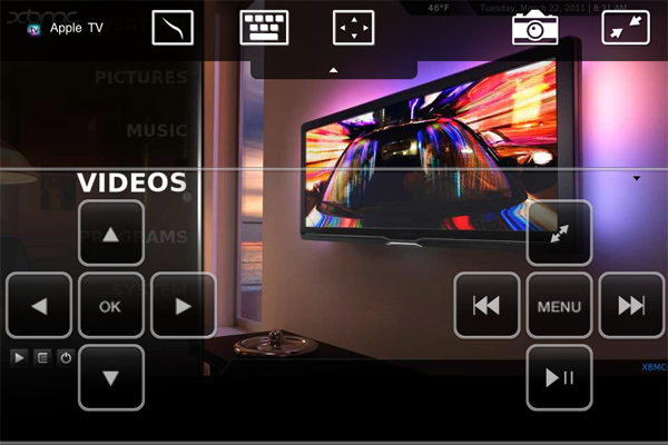 Remote HD for Apple TV 2