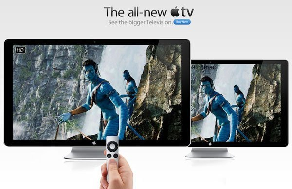 Apple to Enter TV Display Business?