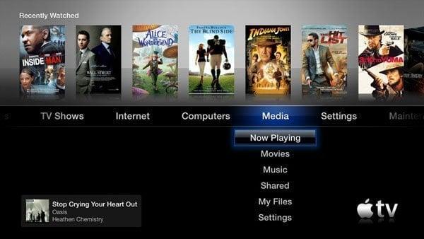 aTV Flash (black) 1.0 for Apple TV 2