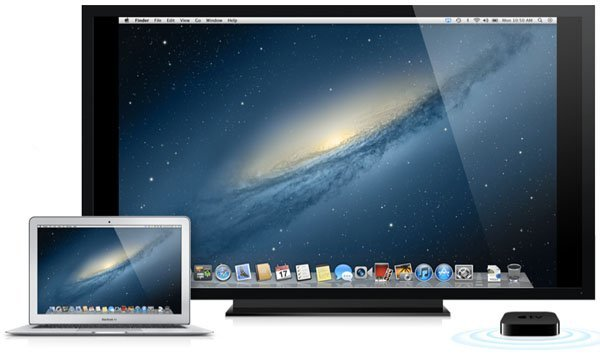 AirPlay Mirroring Apple TV 2 Mac