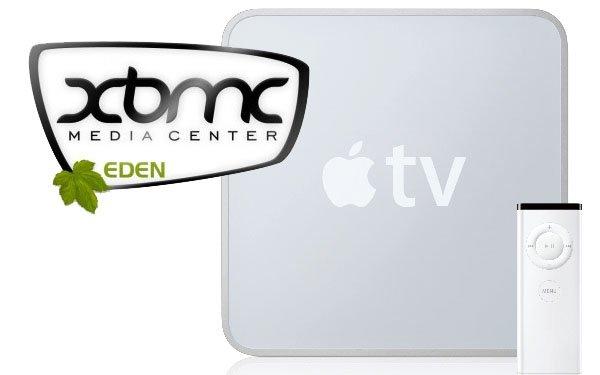 XBMC 11.0 Eden for Apple TV 1