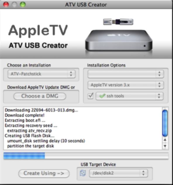 apple tv 1 jailbreak 3.0.2 windows