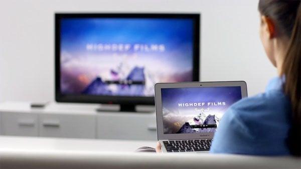 AirPlay Mirroring Apple TV