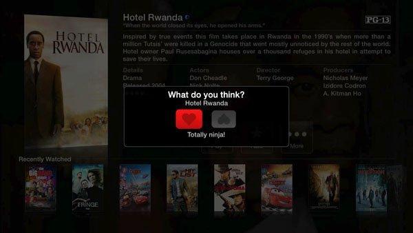 Trakt.tv on Apple TV