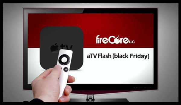 aTV Flash (black) Friday deal - Apple TV