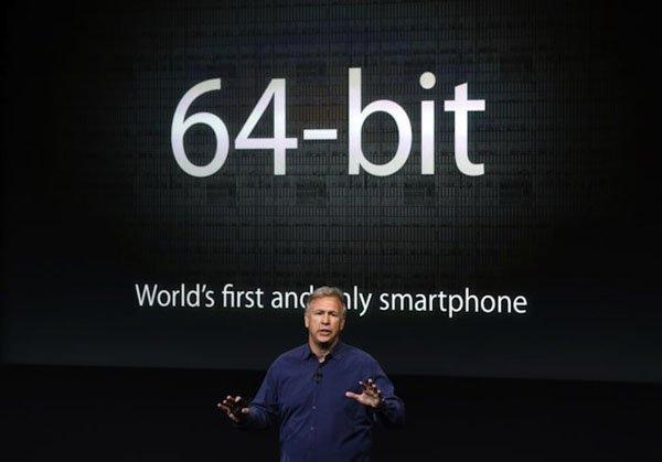 Apple 64-bit processor