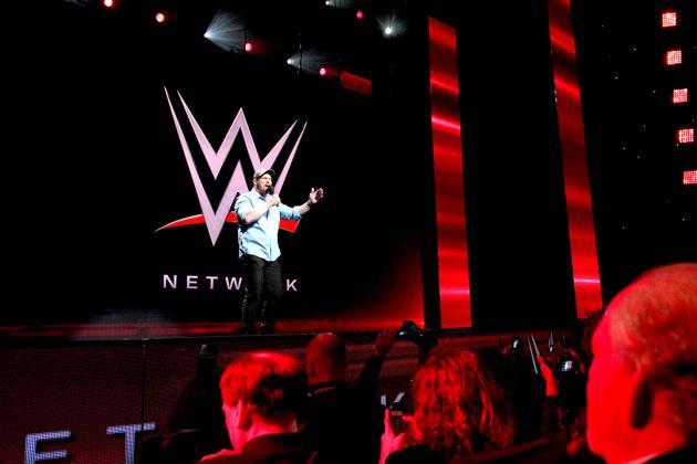 WWE Network on Apple TV