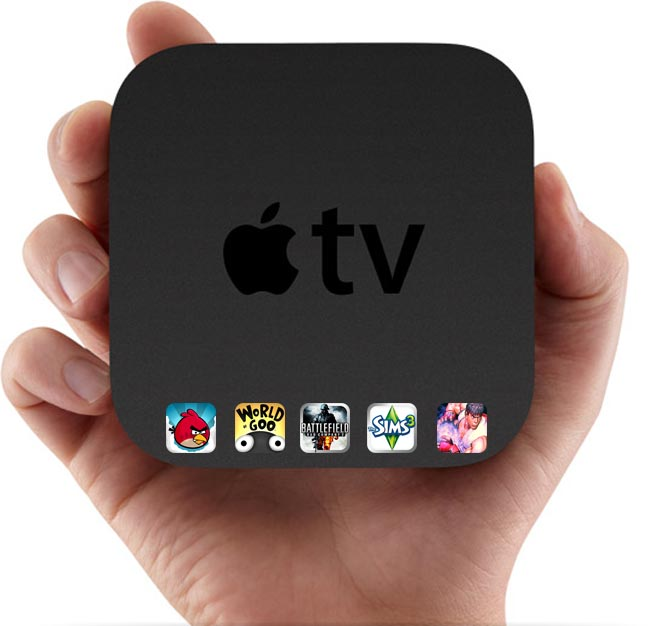 Apple-TV-games