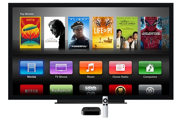 Apple TV software update 6.1