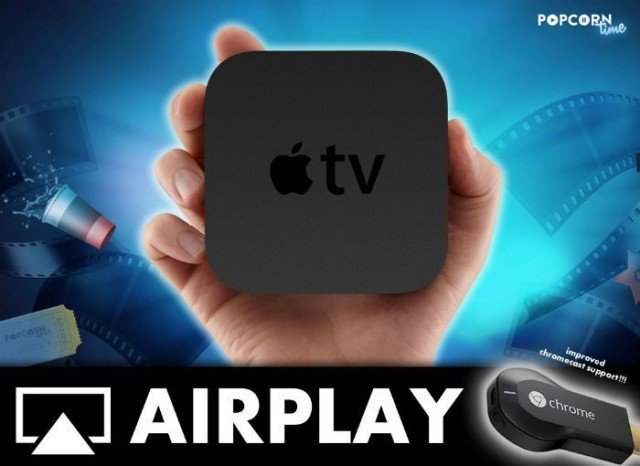PopcornTime iOS and Apple TV