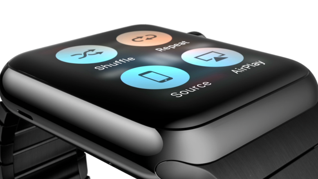 Apple Watch AirPlay and Apple TV
