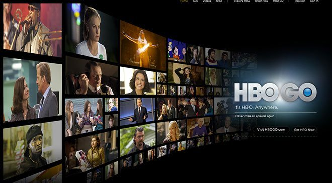 HBO and Apple TV