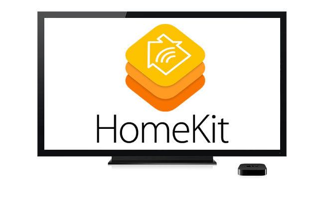 Apple TV HomeKit