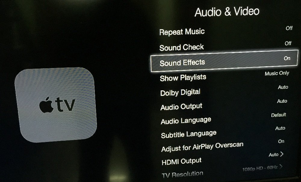 how to play my music on apple tv