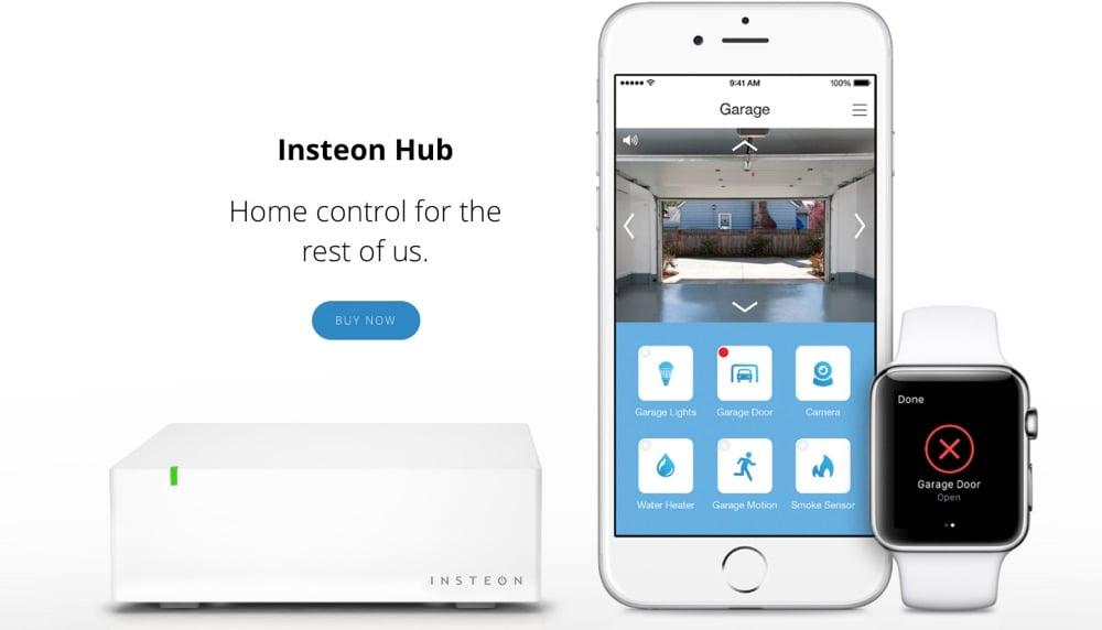 Insteon HomeKit