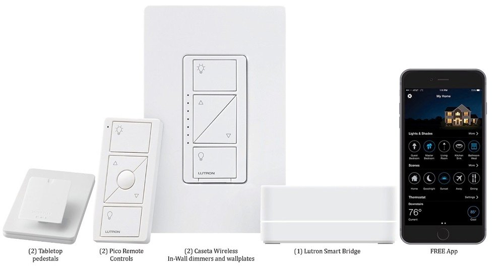 Lutron Smart Bridge