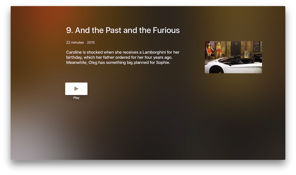 Official Plex app for Apple TV 4 available from day one - Apple TV Hacks