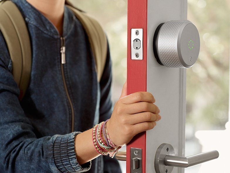 August HomeKit-enabled 2nd generation Smart Lock now