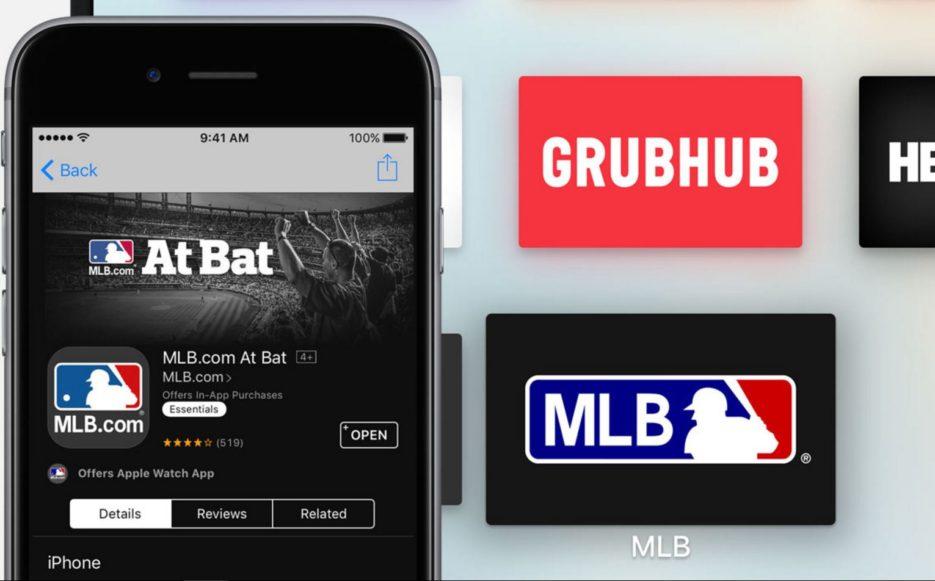 automatic app downloads apple tv