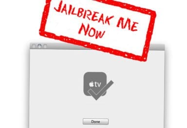 How to Jailbreak Apple TV?