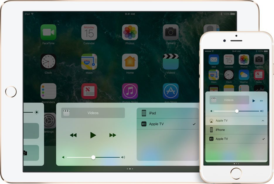 How to do airplay on apple tv