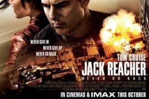 Tom Cruise/Jack Reacher
