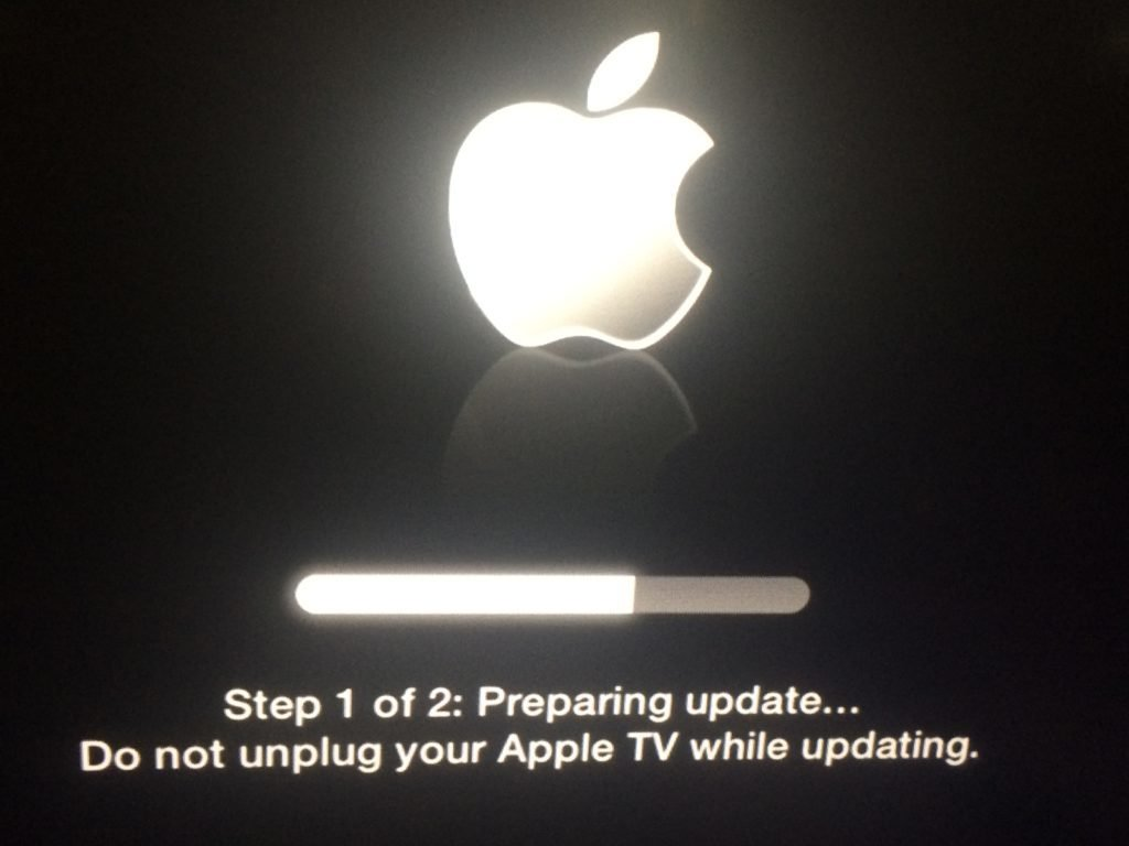 iOS Apple update